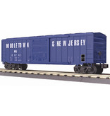 MTH - RailKing #30-74951, Modern 50' Boxcar, Middletown & New Jersey