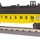 MTH - RailKing Bethlehem Steel Gondola Car w/Cover