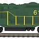 MTH - Premier #20-21108-1, MTH Reading GP-7 Diesel Engine w/P3.0