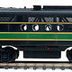 MTH - Premier #20-21137-3, MTH Reading FT B-unit Diesel (non-powered)