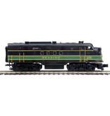 MTH - Premier #20-21137-1, MTH Reading FT A-unit Diesel w/PS3.0