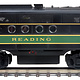 MTH - Premier #20-21137-1, MTH Reading FT A-unit Diesel w/PS3.0
