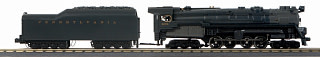 MTH - RailKing #30-1785-1, MTH Pennsylvania 6-8-6 Imperial S2 Turbine Steam Engine w/PS3.0