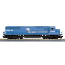 MTH - RailKing #30-20618-1, MTH Conrail SD60 Diesel Engine w/PS3