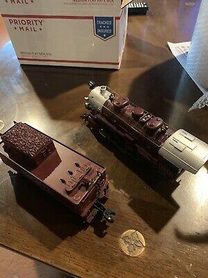 Lionel #6-30196a, Lionel Hershey 0-8-0 #1894 Steam Engine & Tender (used-refurbished)