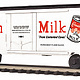 MTH - Premier #20-94282, Carnation Milk Reefer