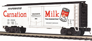 MTH - Premier #20-94282, Carnation Milk Reefer