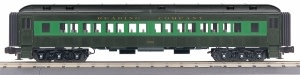 MTH - RailKing #30-69326, Reading 60' Madison Coach Car
