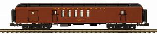 MTH - Premier #20-40081, Pennsylvania 70' Madison RPO Passenger Car