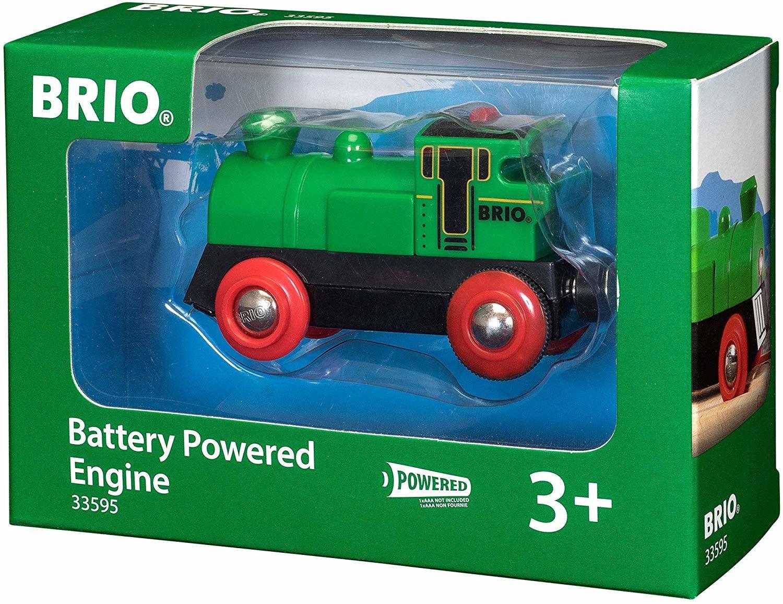 BRIO Battery Powered Engine