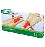 BRIO Mechanical Switches