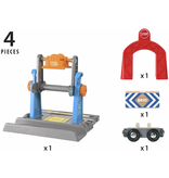 BRIO SMART TECH Lift & Load Crane