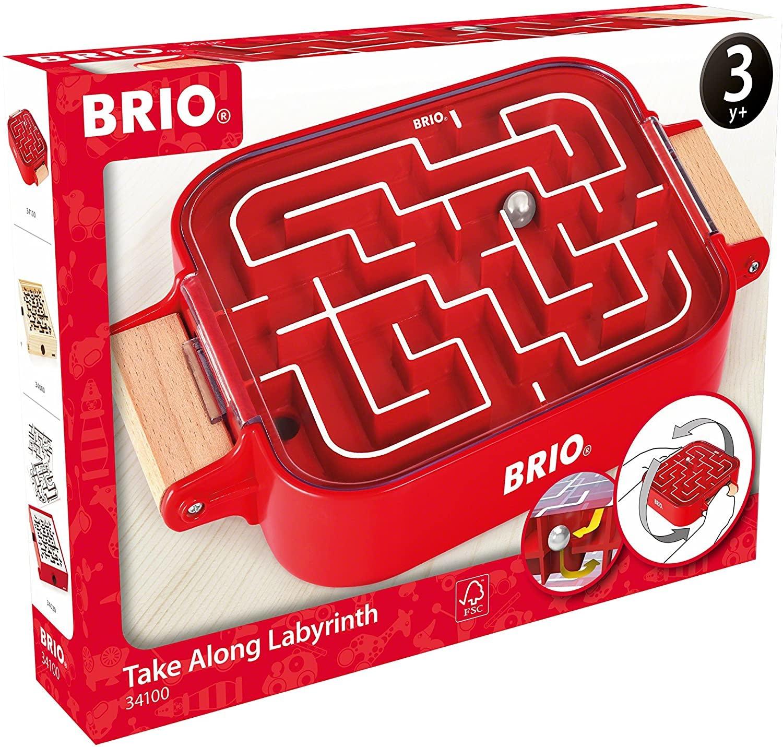 BRIO Labyrinth - Take Along