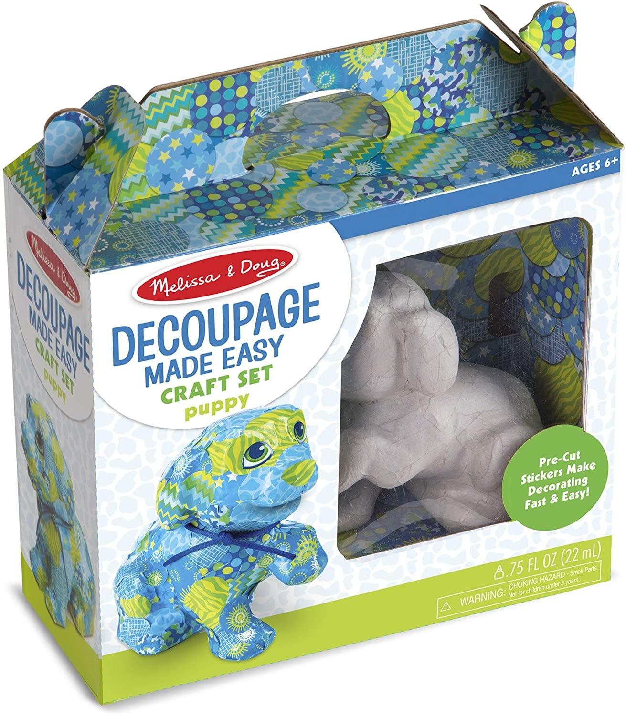 Melissa & Doug Decoupage Made Easy - Puppy