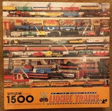 Lionel Lionel Jigsaw Puzzle