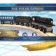Lionel The Polar Express Train Set - Wooden