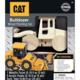 Dr Toys CATERPILLAR BULLDOZER LICENSED WOOD PAINT KIT
