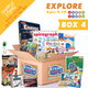 Bussinger Trains S.T.E.A.M Activity Kit Box - FOUR