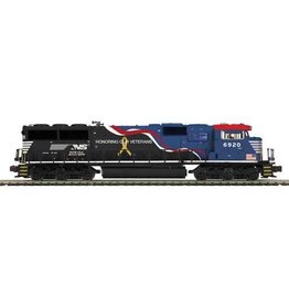 MTH SD60E Diesel Engine w/Proto-Sound 3.0 (Hi-Rail Wheels)