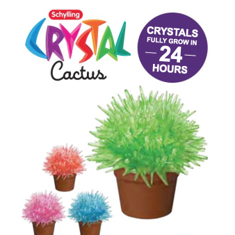 Schylling CRYSTAL CACTUS