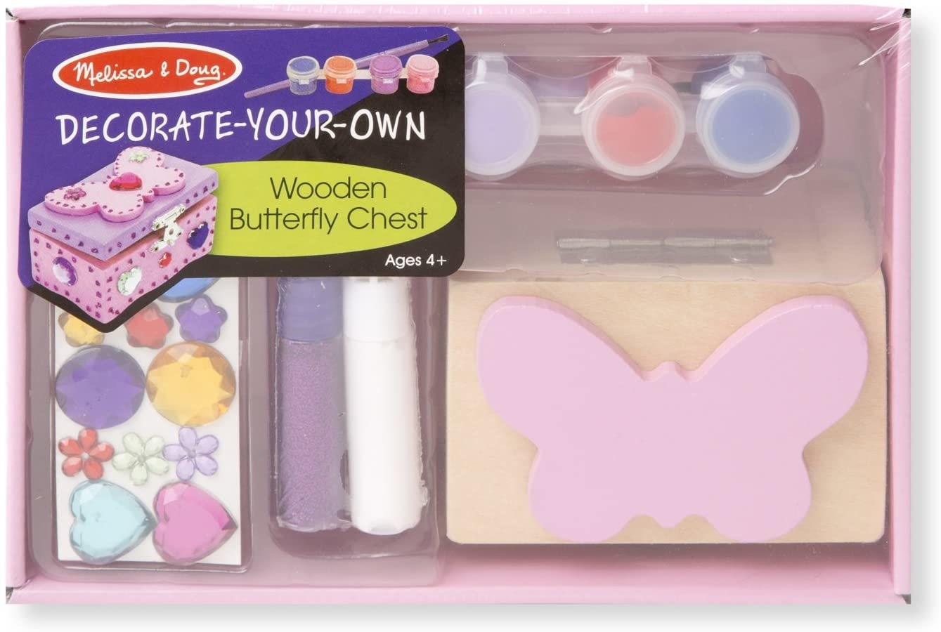 Melissa & Doug Butterfly Chest