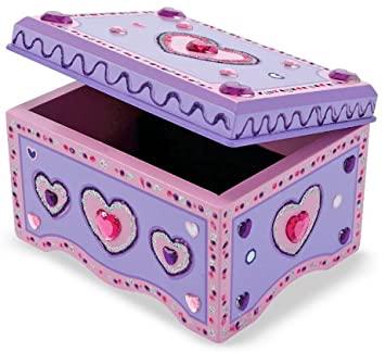 Melissa & Doug Jewelry Box