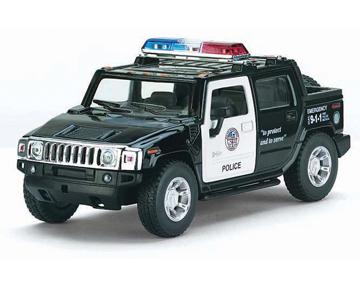 Schylling DIE CAST 2005 POLICE HUMMER H2