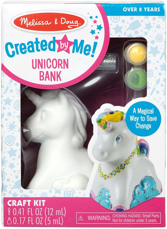 Melissa & Doug Created By Me - Unicorn Bank
