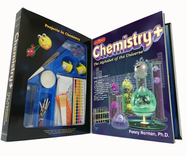 Science Wiz Science Wiz - Chemistry PLUS