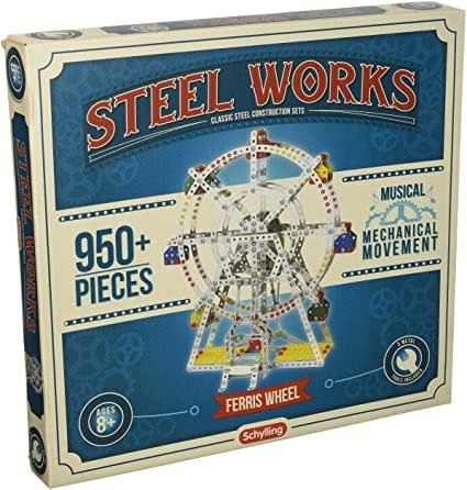 STEEL WORKS STEEL WORKS - Ferris wheel