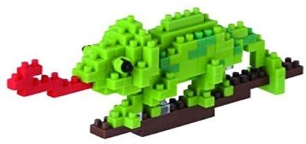 NANO BLOCK Chameleon - NANO BLOCKS