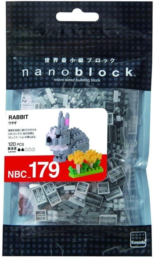 NANO BLOCK Rabbit - NANO BLOCKS