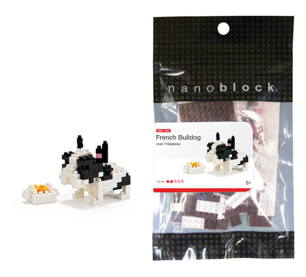 NANO BLOCK French Bulldog - NANO BLOCKS