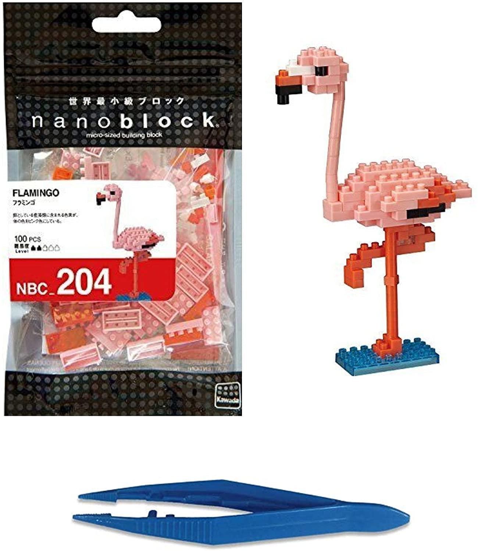 NANO BLOCK Flamingo - NANO BLOCKS