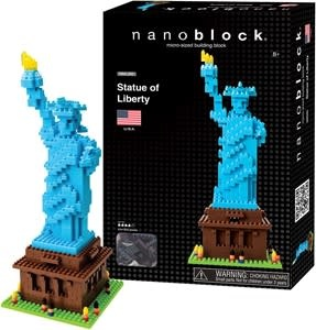 NANO BLOCK Statue of Liberty - NANO BLOCKS