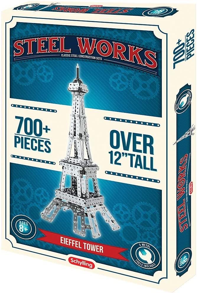 STEEL WORKS STEEL WORKS - Eiffel Tower