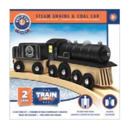 Lionel Steam Engine & Coal Car