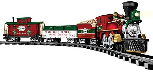 LNL 7-11729 North Pole Central Ready-To-Play Freight Set G