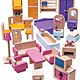 Big Jig Toys Dolls Furniture Set - 26 pc