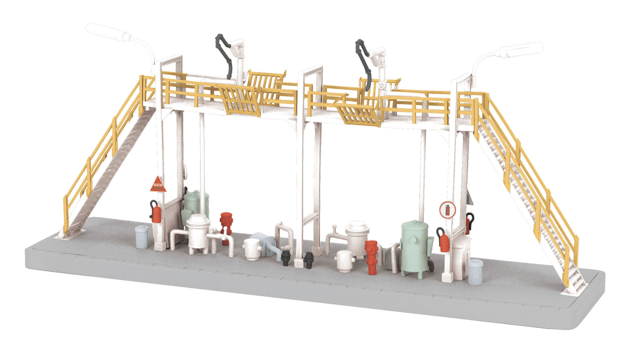 3090472	 - SHELL TANK FILLING STATION