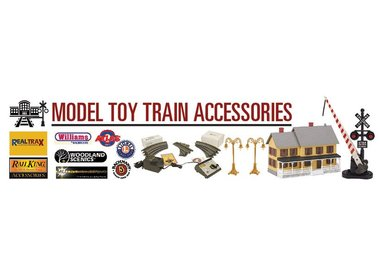 MODEL TOY TRAIN ACCESSORIES