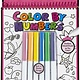 Melissa & Doug Color By Numbers - Pink