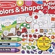 Colors & Shapes Activity Pad