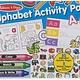 Alphabet Activity Pad