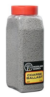 WOO B1395 Ballast Coarse Gray Blend 32 oz