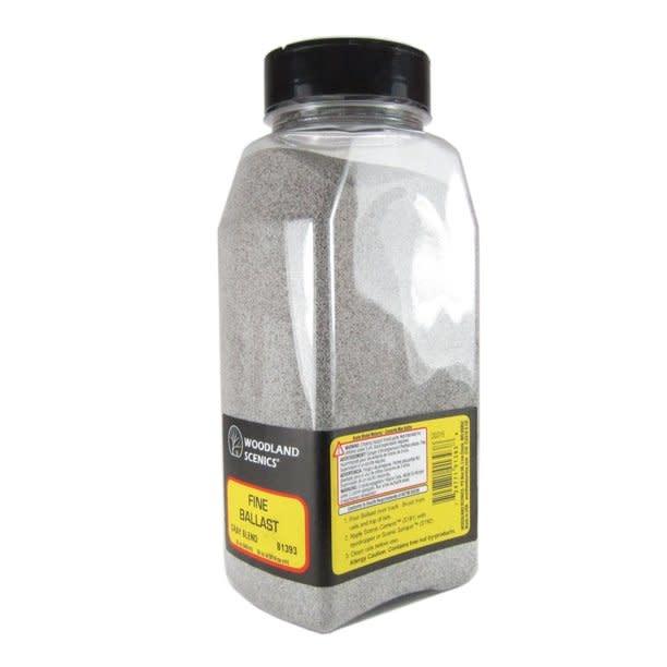 WOO B1393 Ballast Fine Gray Blend 32 oz