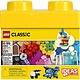LEGO Classic LEGO Classic Creative Bricks - Building Blocks, Learning Toy (221 Pieces)