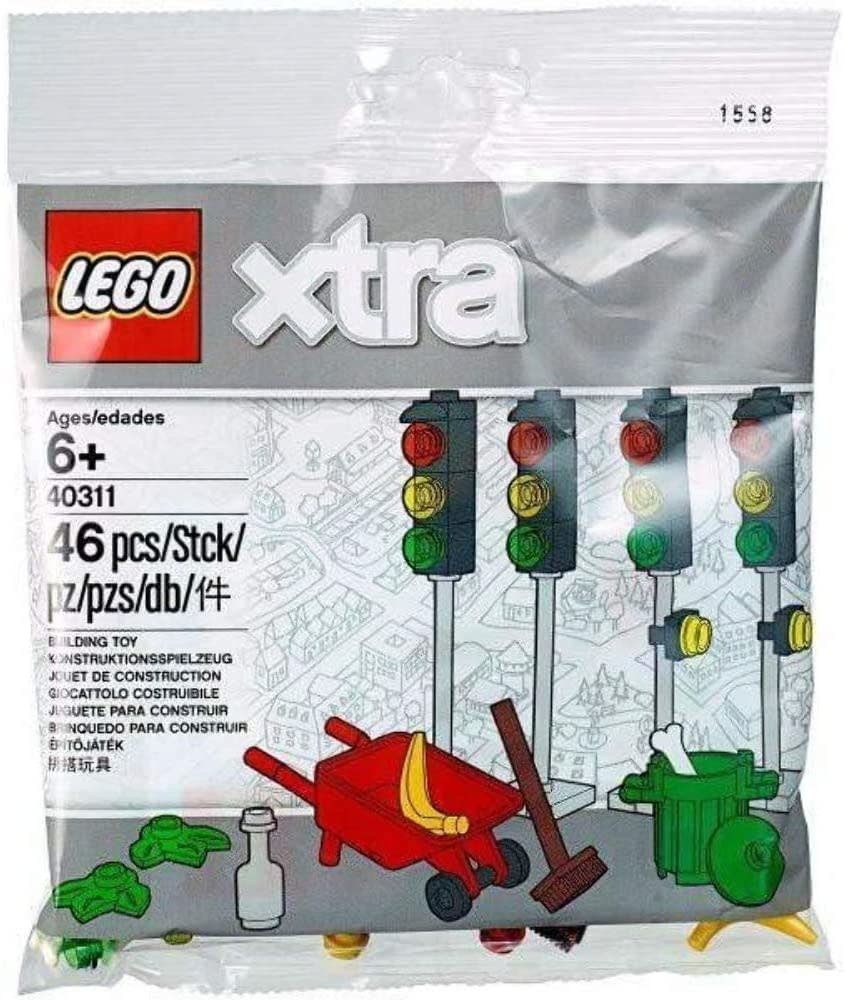 LEGO Classic LEGO Traffic Accessories - Xtra