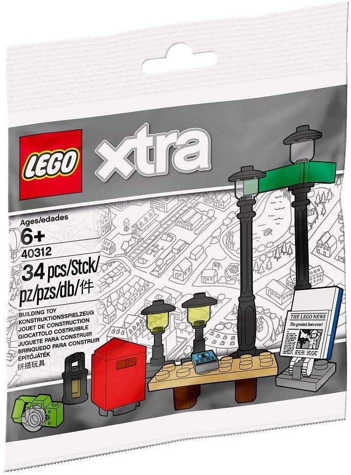 LEGO Classic LEGO Street Accessories - Xtra