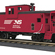 Mikes Train House 30-77329 NS Extended Vision Caboose